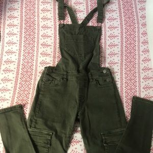 Kendall & Kylie overalls. Worn once.
